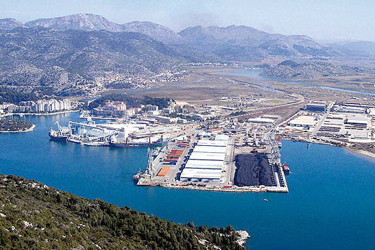 Port of Ploče